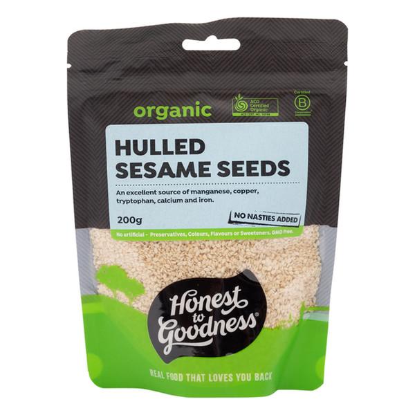 H2G Sesame Seeds 200g