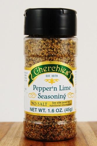 Pepper 'n Lime No Salt Seasoning