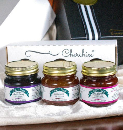 Cherchies® Preserve Gift Collection