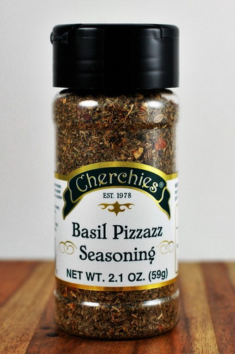 Cherchies Basil Pizzazz Seasoning