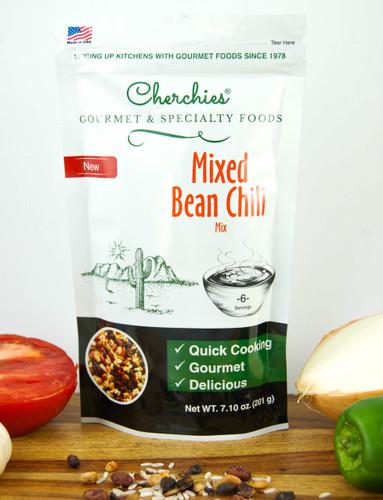 Mixed Bean Chili