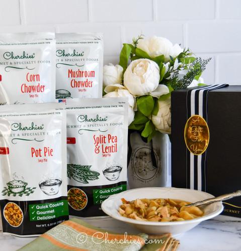 Cherchies Classic Comfort Soup Set