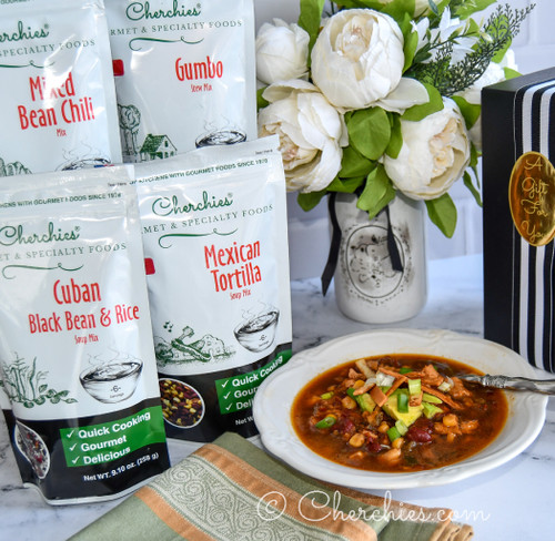 Cherchies Spicy Soup Gift Set