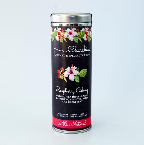 Cherchies Raspberry Oolong Tea Blend