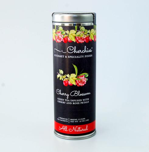 Cherchies Cherry Blossom Tea Blend