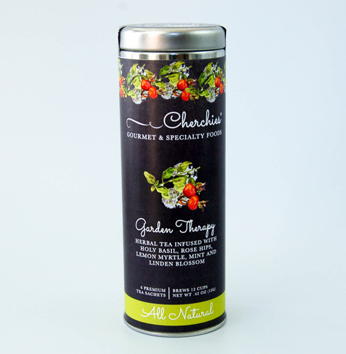 Cherchies Garden Therapy Herbal Tea Blend
