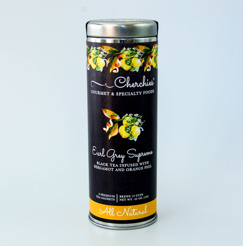 Cherchies Earl Grey Tea Blend