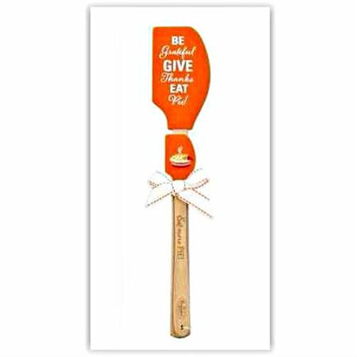 Brownlow Be Grateful, Give Thanks, Eat Pie Spatula Buddy
