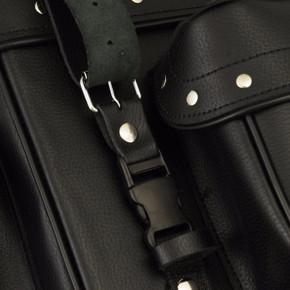 Leather Sissy BarTouring Bag 8005