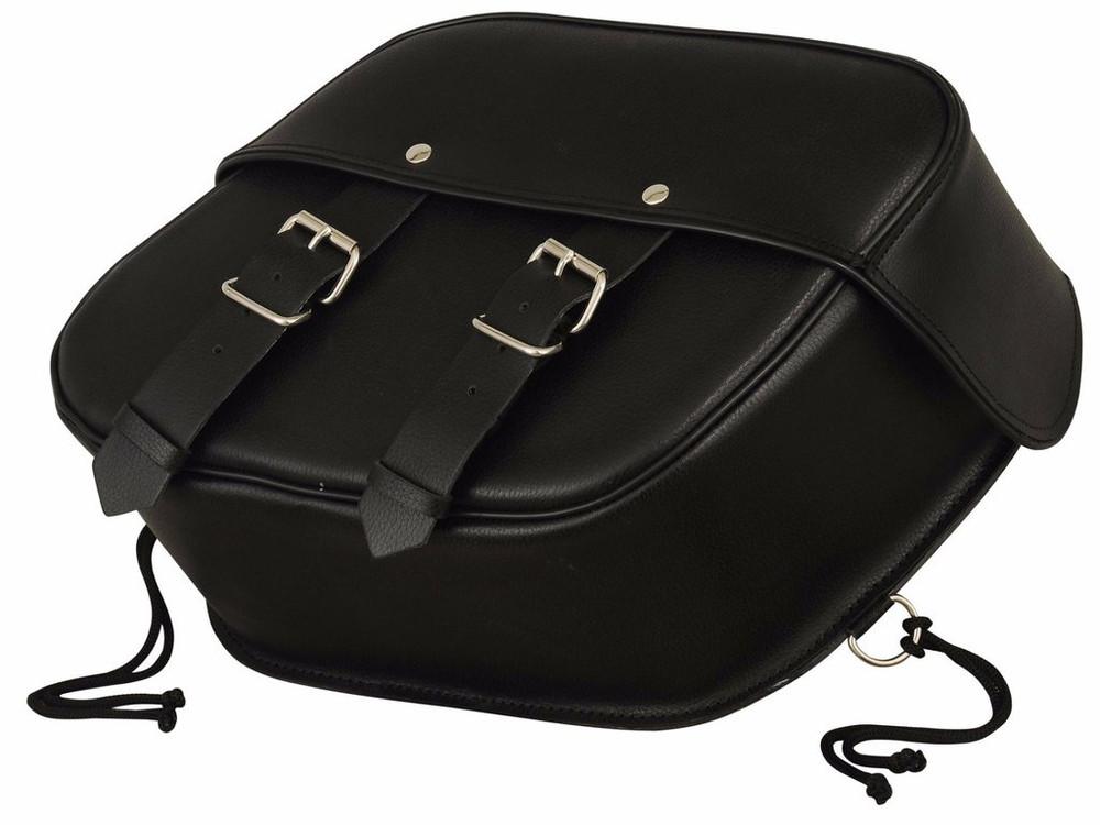Leather Mountable Saddle Bag 8009