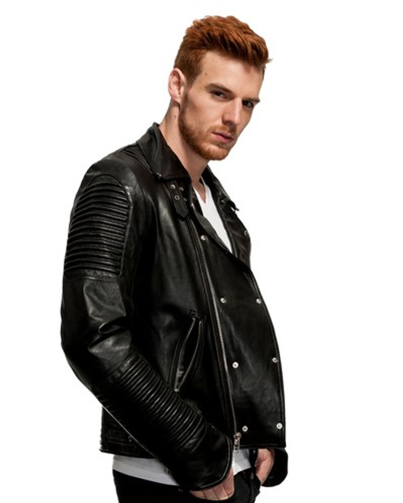 Leather Empire Moto Jacket