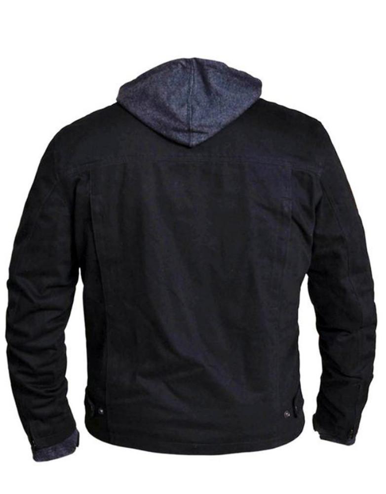 Men's REVOLUTION GEAR  denim  with hoodie