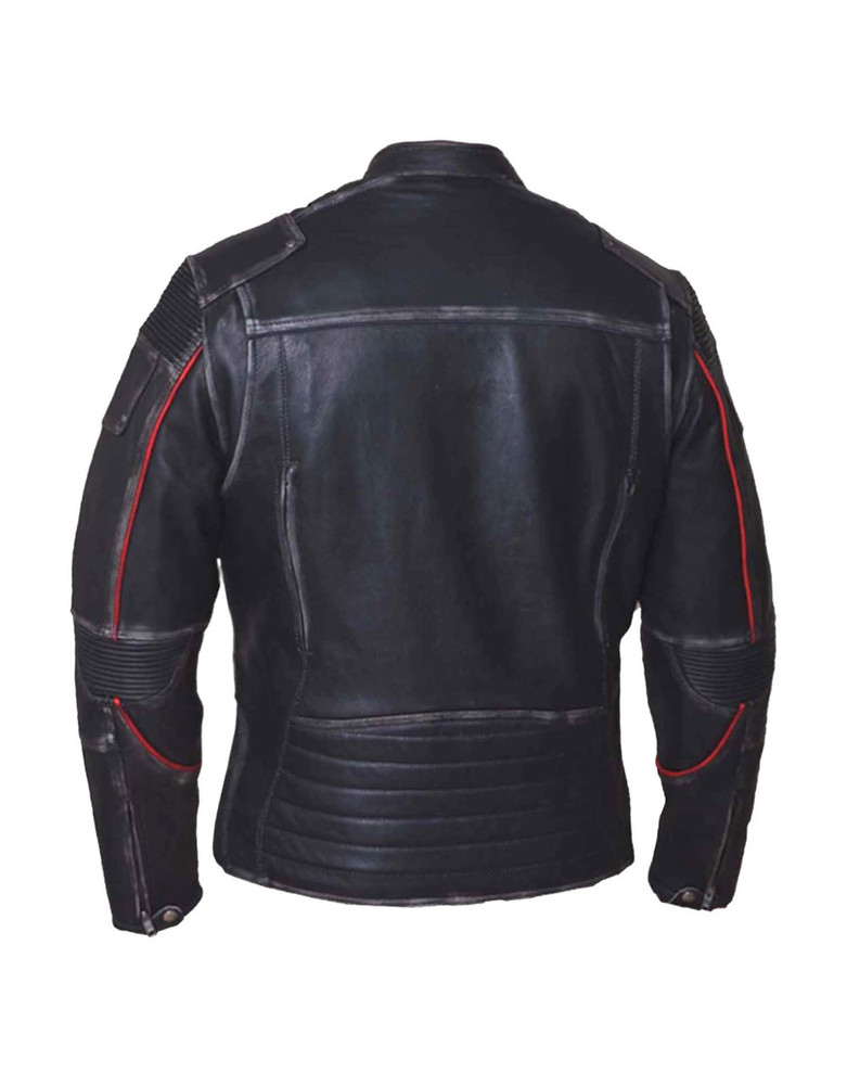 LADIES DURANGO LEATHER JACKET
