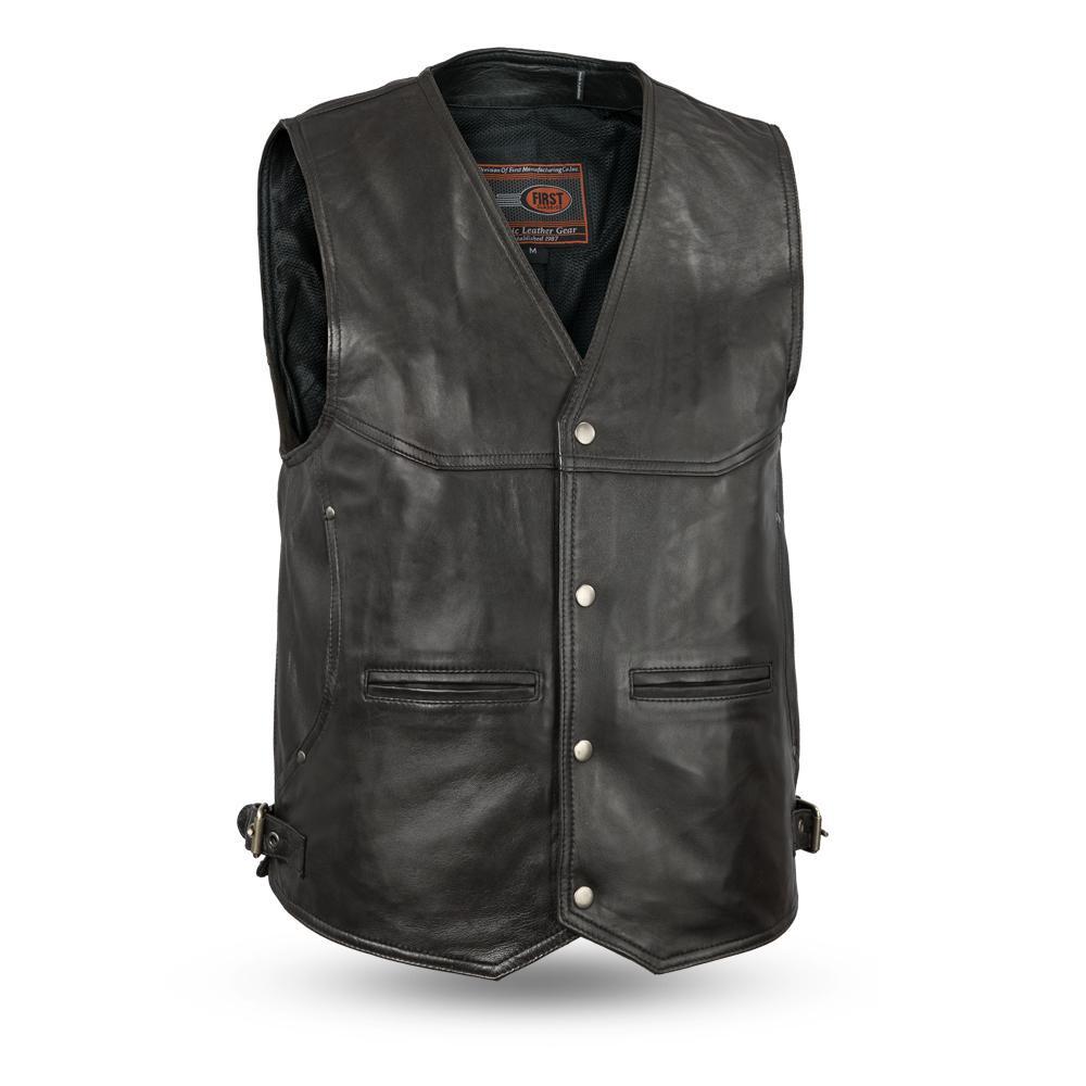 Rodeo V-neck vest