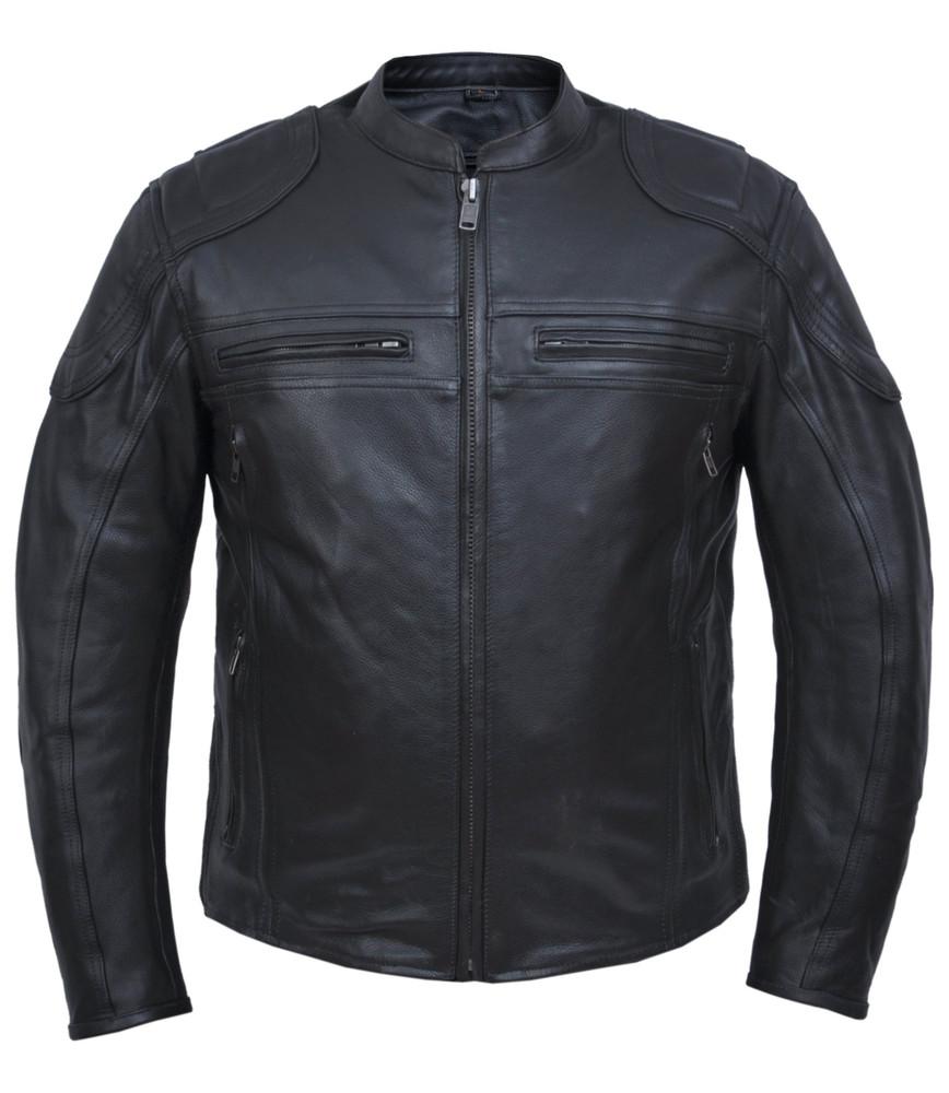 Mens motorcycle leather  Premium