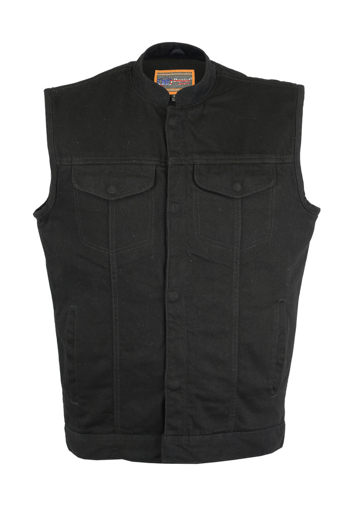 Denim Club Vest