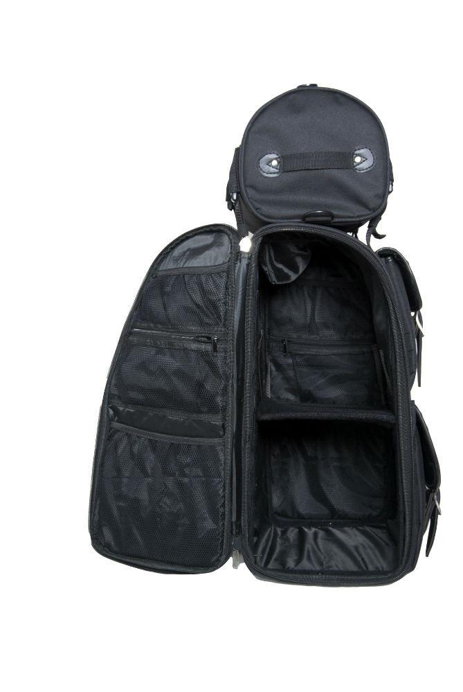 Updated Touring Sissy Bar Bag