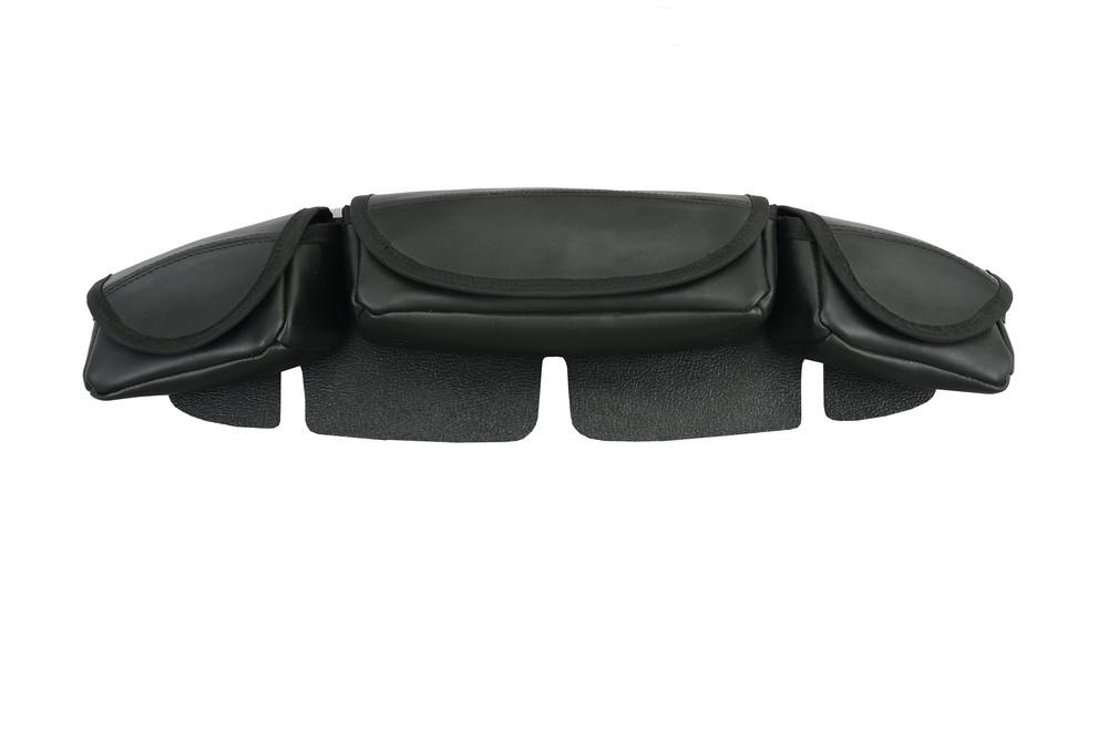 Three-Pocket Windshield Bag