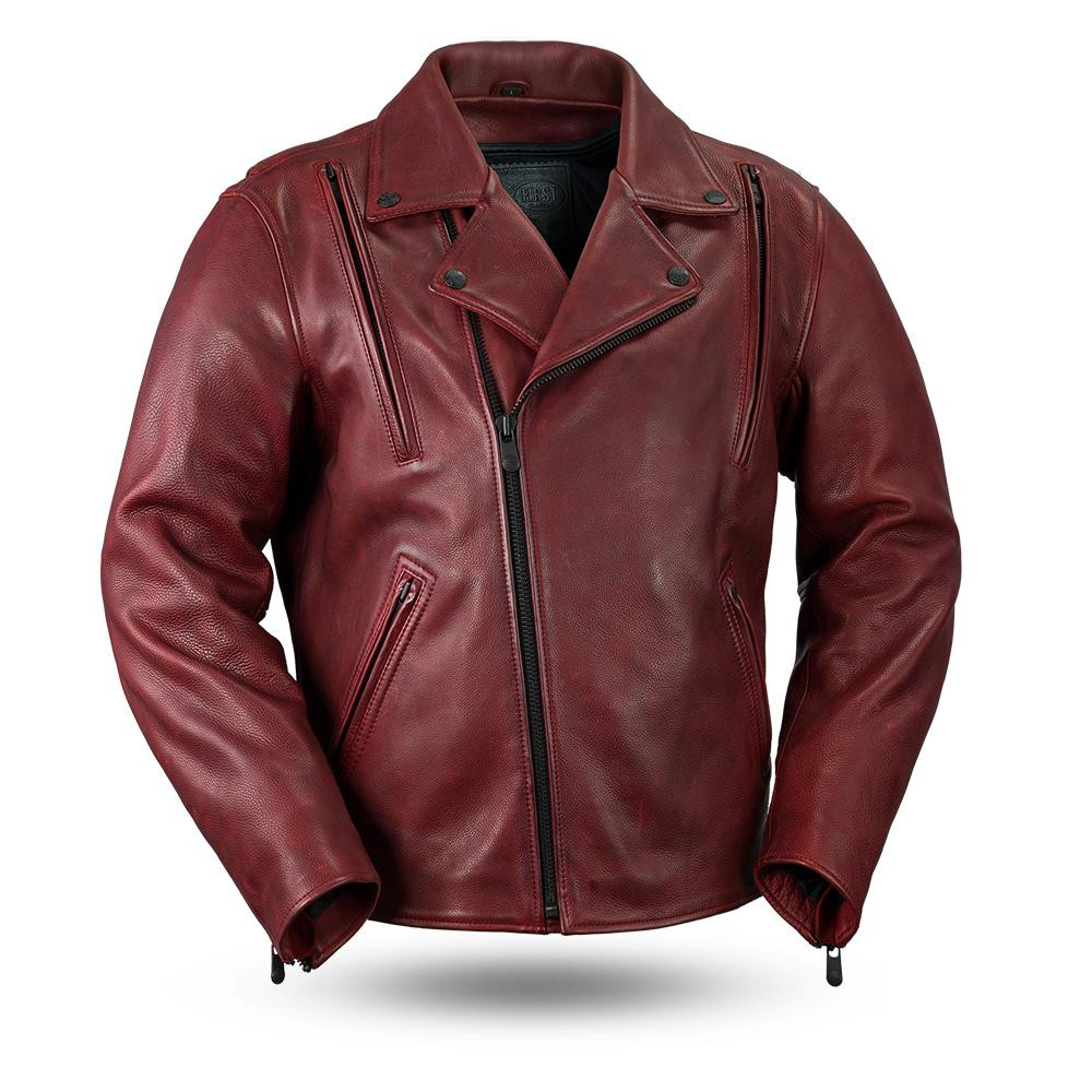 Night Rider Dark Red