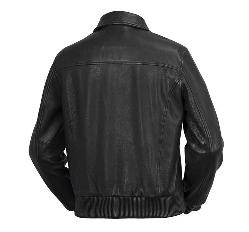 Castor Men Bomber Leather