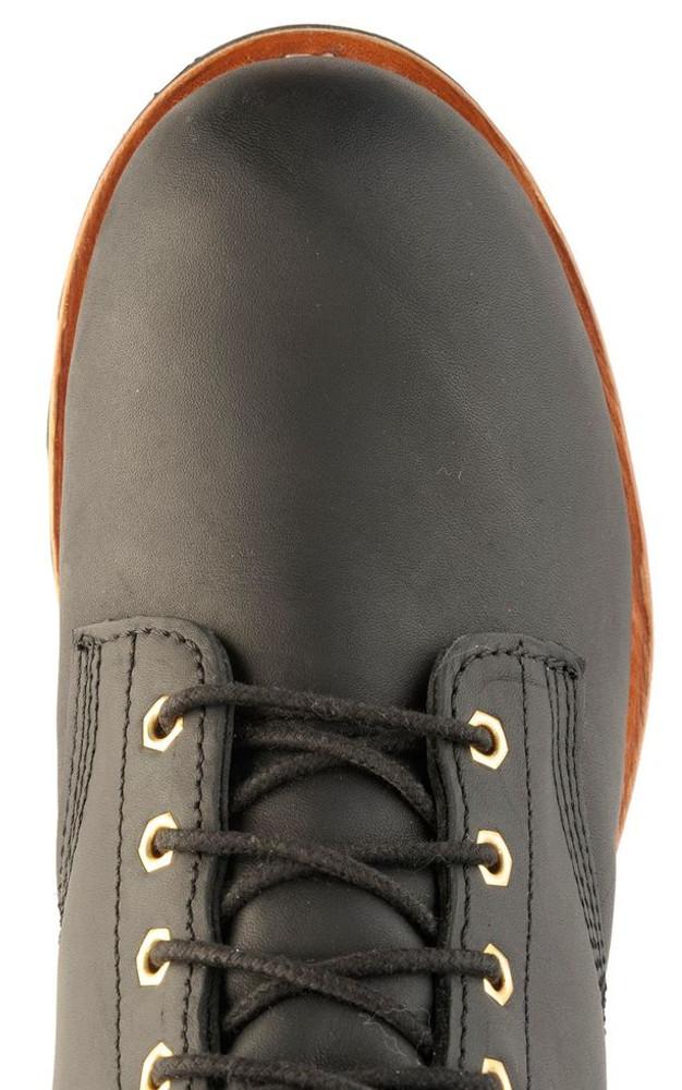 "Chippewa Boots 8"" Paladin 400G Steel Toe Black"