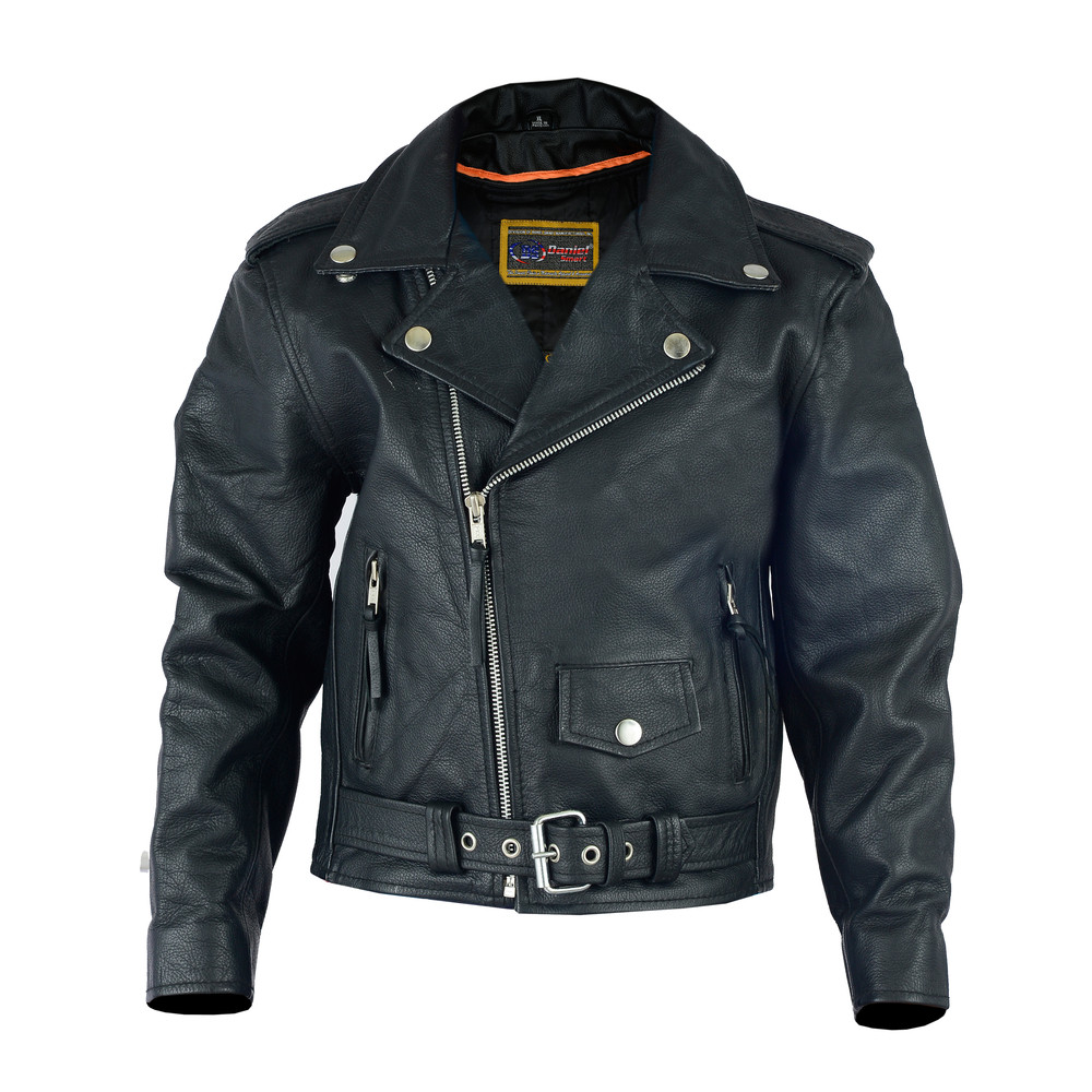 Kid's Traditional Style M/C Jacket
