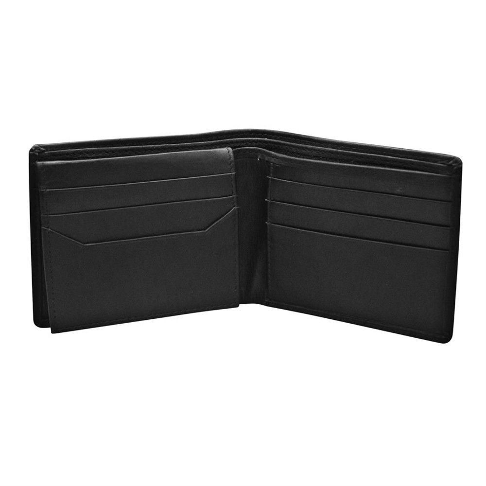 """Bifold leather wallet, 4.5"""""""