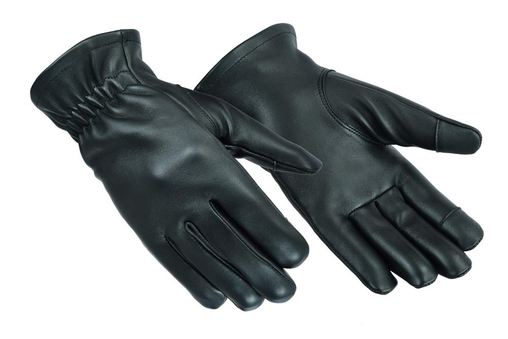 Deerskin Unlined Gloves w/clinch wrist