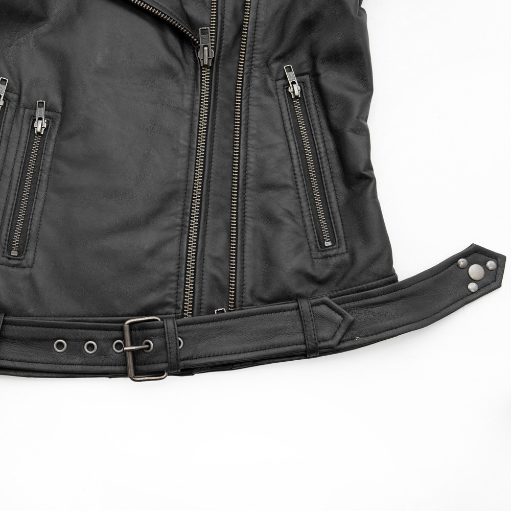 Chloe Women's Leather Jacket