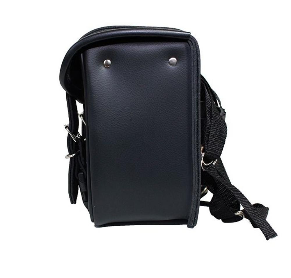 PVC Motorcycle Sissy Bar Bag