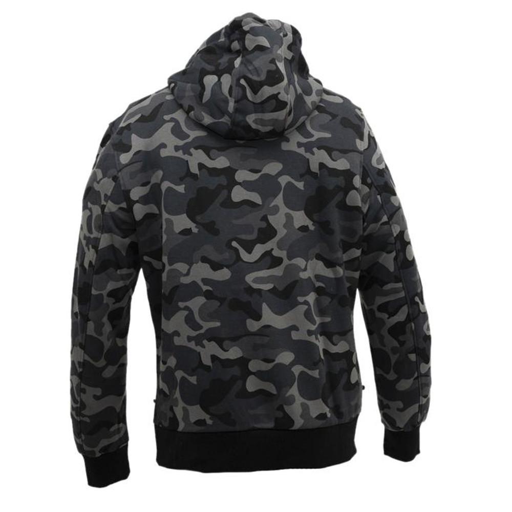 Hooded Sweatshirt With Zip up Front