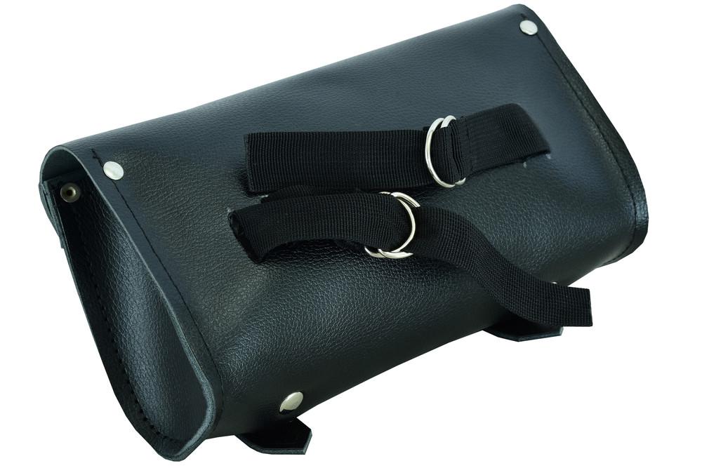Premium Leather Tool/Roll Bag