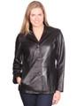 Leather Blazer TRIBECA