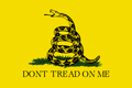 DONT TREAD ON ME LINER