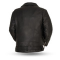 Filmore Men's Motorcycle Leather Jacket