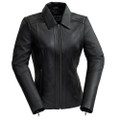 Patricia  Women Leather Jacket