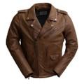 Sid Men Leather  Jacket