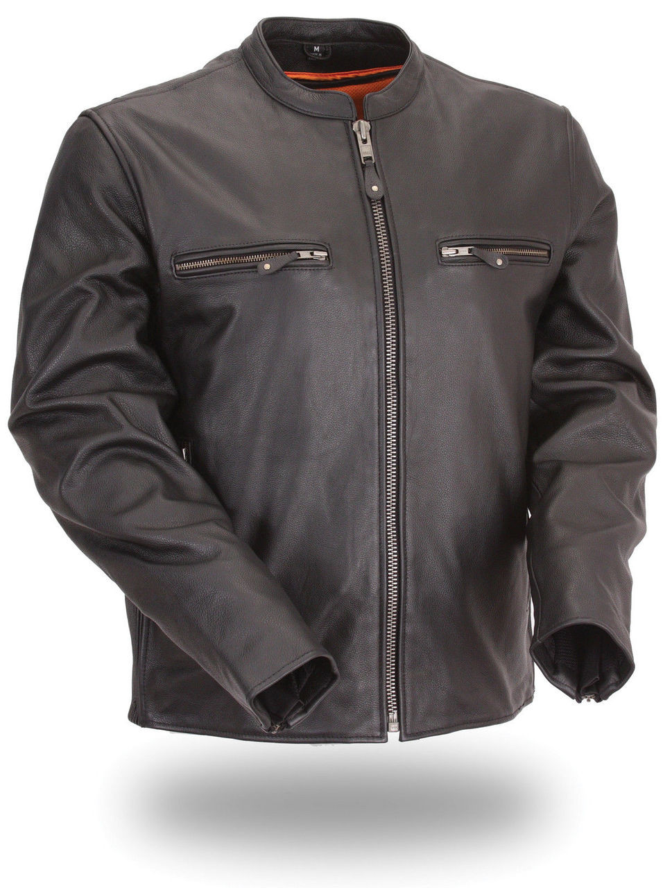 leather motorcycle riding jackets