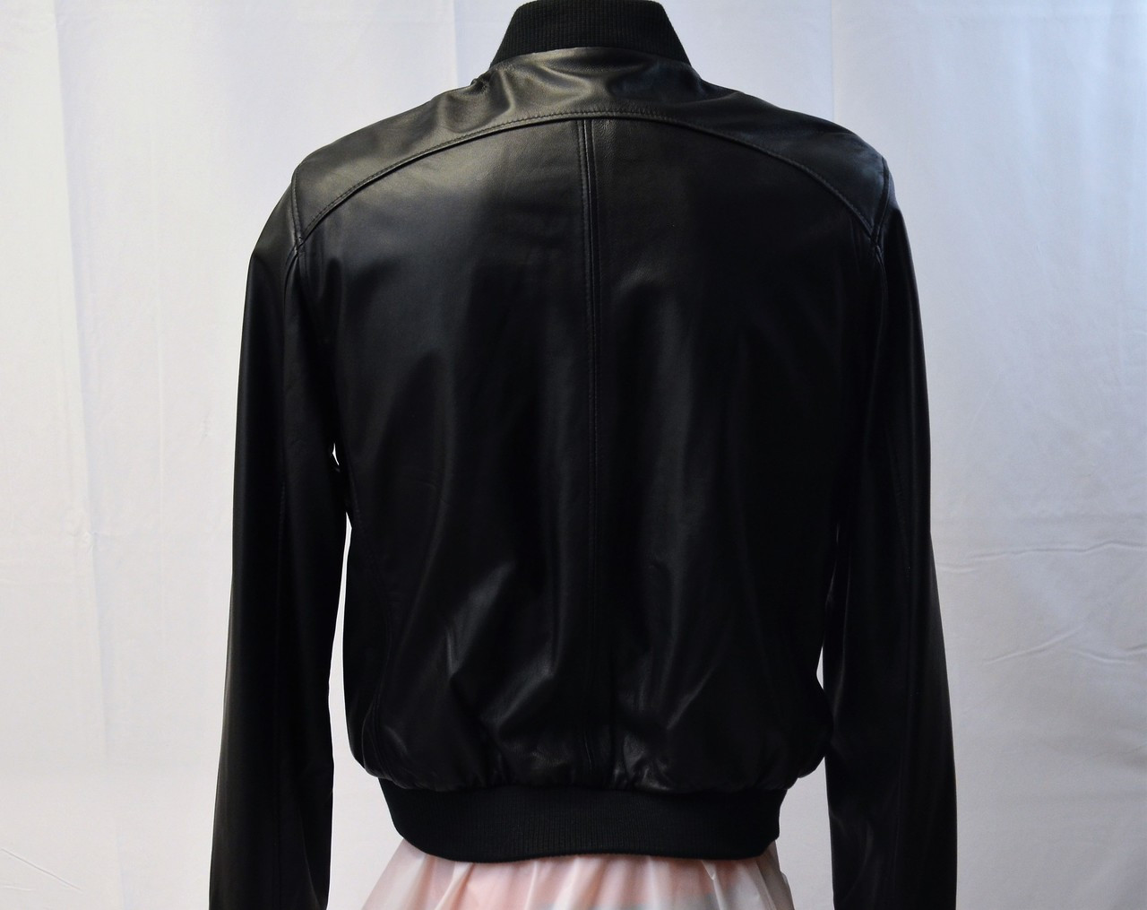 men lightweight leather casual sports