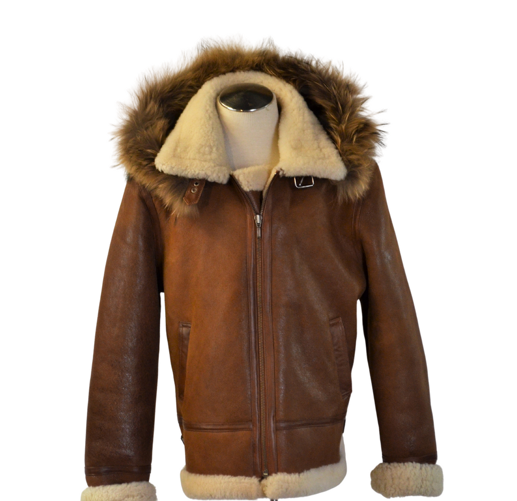 WHAT IS SHEARLING?