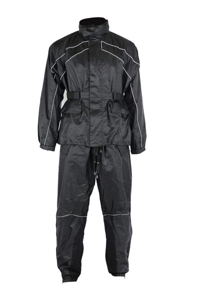 Men's  Motorcycle Rain Gear Suit