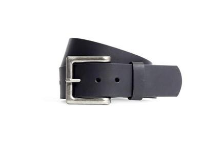 1 3/4 inch leather belt top grain