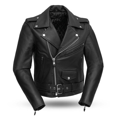 Womens Bikerlicious Leather Jacket
