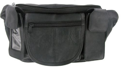LEATHER MAG POUCH