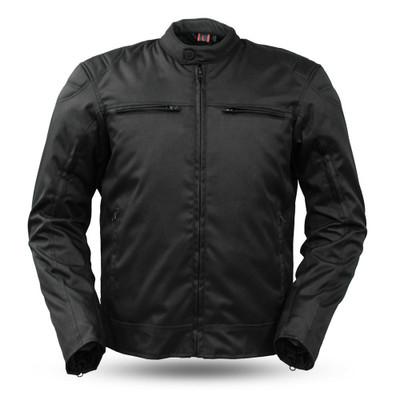 SPEEDSTER  Men's Motorcycle Leather Jacket