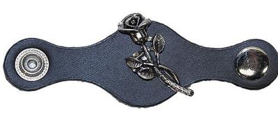 Black Rose Vest Extender