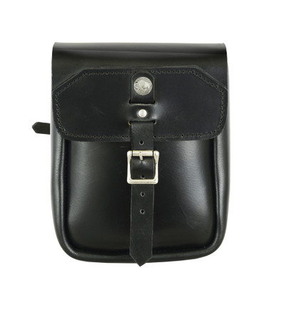Premium Leather Large Tool Bag for Sissybar