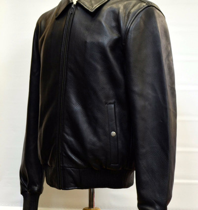 Castor Men Bomber Leather