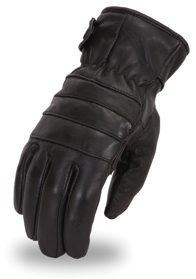 Performance Insulated Touring Glove Sheepskin soft Leather