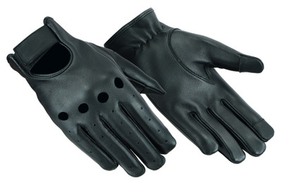 Deerskin Unlined Driving Glove